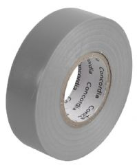 CONCORDIA TECHNOLOGIES AIT1933GREY SINGLE  Insulation Tape Grey 19Mm X 33M